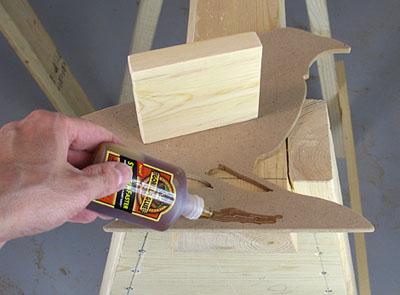 photo - start glue up