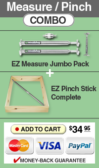 add to cart ez Measure Stick Jumbo