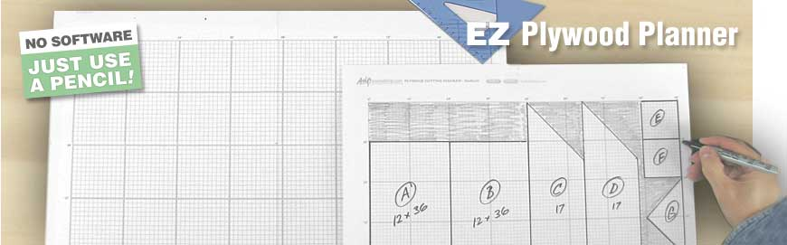 EZ Plywood Planner
