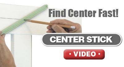 EZ Easy Center Stick