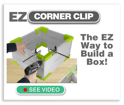 EZ Corner Clamp