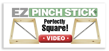 Easy Pinch Stick Woodworking Tool