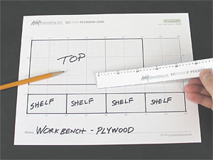 mean work: This is Corner cutting board plans