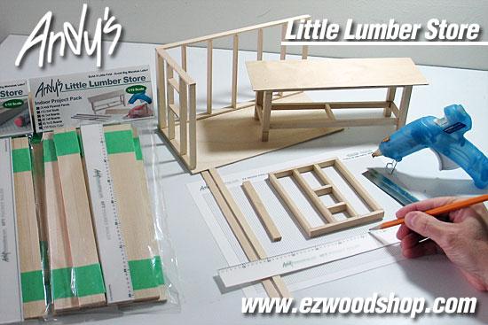 little lumber store