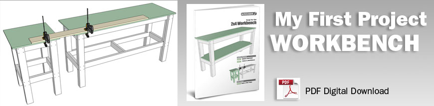 EZ Workbench Plans