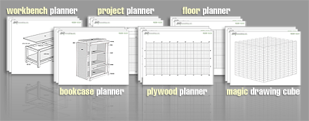 Project Planner Woodworking Projects – Project Planners