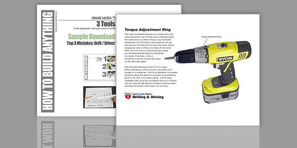 drill driver torque