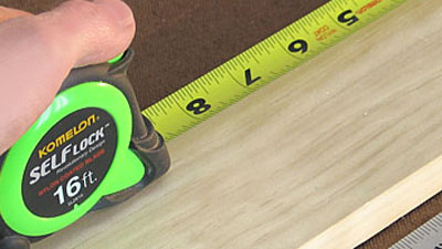 Photo of Tape Measure for Woodworking