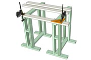 cutting station / sawhorse plans