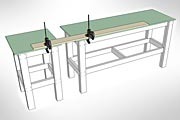 workbench plans design